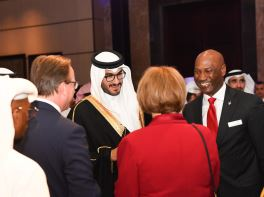 Bahrain, Lockheed Martin celebrate ongoing defence cooperation