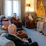HRH Crown Prince receives Bapco's Board of Directors
