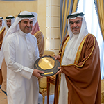 Deputy King awards 10 government service centers for receiving the gold classification under the 'Taqyeem' evaluation