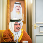 HRH the Crown Prince chairs weekly Cabinet meeting