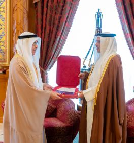 HRH Crown Prince receives report outlining initiatives and key priority areas for the government's future goals